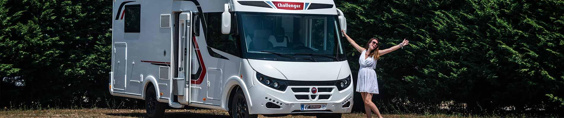Challenger Markenwelt